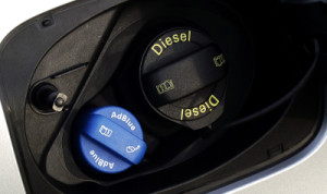 Ahorre combustible con AdBlue.